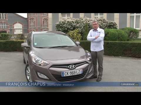 Essai Hyundai i30 SW