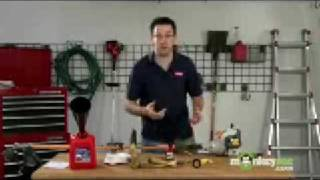 getlinkyoutube.com-How To Winterize a Gasoline Trimmer