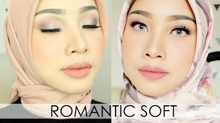 ROMANTIC SOFT MAKEUP FOR PARTY OR GRADUATION | IRNA DEWI