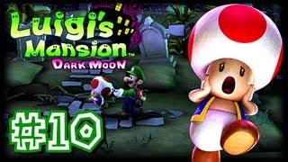 getlinkyoutube.com-Luigi's Mansion Dark Moon - 3DS - (1080p) Part 10 - B-3 Graveyard Shift