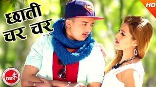 getlinkyoutube.com-New Nepali Lok Dohori | Chhati Chara Chara - Tejas Regmi & Sandhya Budha | Ft.OB Rayamajhi & Sona KC