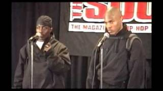 getlinkyoutube.com-Sticky Fingaz Shoots Up the Source Awards