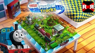 getlinkyoutube.com-Thomas and Friends: Magical Tracks - Kids Train Set - All Surprise Packs & Characters Unlocked