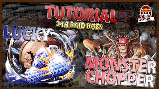 getlinkyoutube.com-TUTORIAL - Monster Chopper 40 Stamina [Ver. Glo]