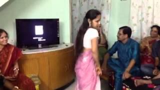 getlinkyoutube.com-Dance by lasya and sreevani.