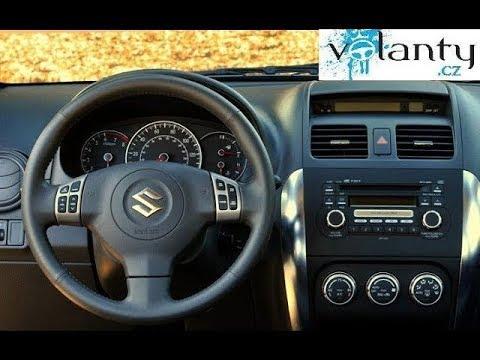 Kuinka purkaa ohjauspyora ja airbag  SUZUKI SX4    Dr.VOLANT