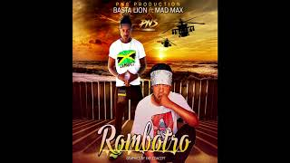 BASTA LION Ft MAD MAX   Rombotro AUDIO OFFICIEL Rickman zik )