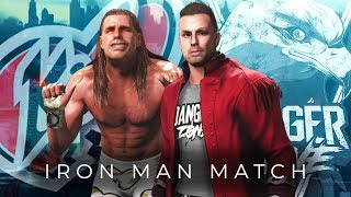 WWE 2K18 - CHRIS DANGER vs SHAWN MICHAELS!! IRON MAN MATCH!! (WWE 2K18 Dream Match Showcase) width=