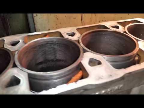 """Rover75 1,8 Замена прокладки под голову своими руками. Двигатель """"К"""" серии 1999-2006 (часть7)"""