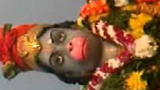getlinkyoutube.com-Hanuman opens and close his mouth at Gula Estate, Perak