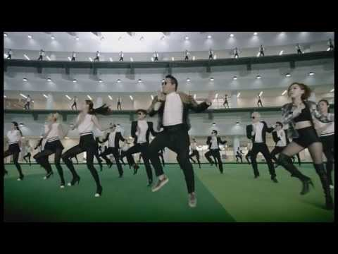 PSY - Gentleman [Backwards]