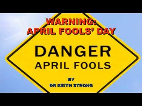 DANGER: APRIL FOOLS DAY ALERT