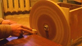 getlinkyoutube.com-Как сделать шлиф машинку Building a Disc Sander