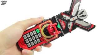 getlinkyoutube.com-Deluxe Legendary Morpher Demo - Power Rangers Super Megaforce