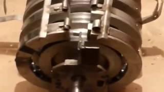 getlinkyoutube.com-Magnet Motor - Free Energy Selfrunning 1/2