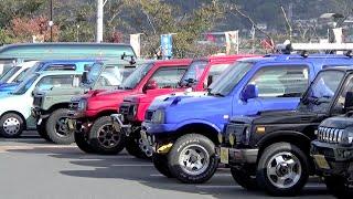 getlinkyoutube.com-Jimny meeting in kudoyama2015第2回ジムニーミーティングin九度山