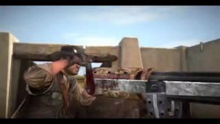 "getlinkyoutube.com-Red Dead Redemption ""Dead Man's Gun"" Music Video"