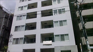 getlinkyoutube.com-Japanese Apartment Tour: 1LDK apartment in Fukushima-ku, Osaka