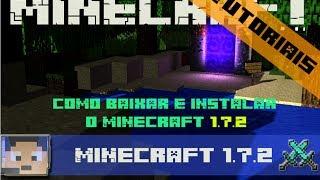 getlinkyoutube.com-Como Baixar e Instalar o Minecraft 1.7.2