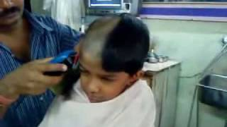 getlinkyoutube.com-punishment shave boy