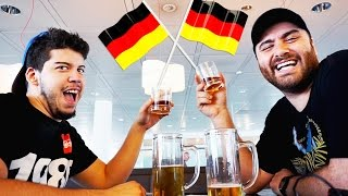 getlinkyoutube.com-GamesCom 2015 - FLYING TO GERMANY w/Typical Gamer!! + Getting Stuck at the Airport | HIKE I.R.L.