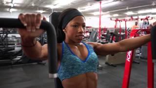getlinkyoutube.com-Europa Athlete Profile: IFBB Figure Pro Jessica Morgan Canty