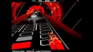 getlinkyoutube.com-Audiosurf - Nightcore - Angel of Darkness