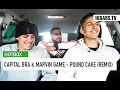 Capital Bra & Marvin Game - Pound Cake Hotbox Remix  16BARS.DE