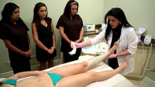 getlinkyoutube.com-Brazilian waxing training