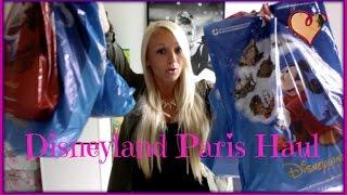 getlinkyoutube.com-Disneyland Paris Huge Haul