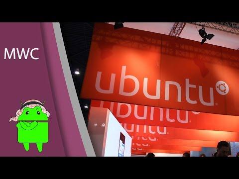 أول نظرة على نظام تشغيل الـ Ubuntu للجوالات