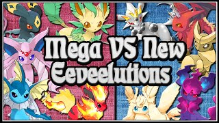 getlinkyoutube.com-Mega VS New Eeveelutions /What I Would Like To See/