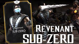New REVENANT SUB-ZERO X Ray + Special Attacks | iOS, Android