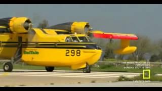 getlinkyoutube.com-CL215 crash landing