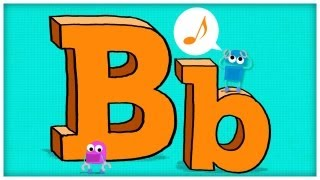 "ABC Song: The Letter B, ""B is For Boogie"" by StoryBots"