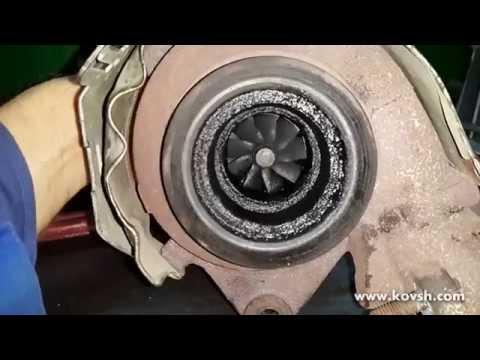 Как определить, берёт ли турбина масло
