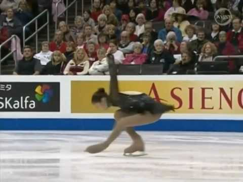 2009 Yuna Kim Worlds SP NBC Commentary ( 2010 Figure Skating Olympic Champion Queen Yuna )