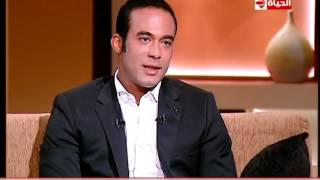 """getlinkyoutube.com-بوضوح -  هيثم أحمد زكي يجيب على سؤال """" هل محمد رمضان وعمرو سعد يقلدون أحمد زكي ؟ """""""