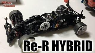 getlinkyoutube.com-【ラジドリ】Re-R HYBRID を組んでみた!