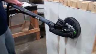 getlinkyoutube.com-Festool PLANEX Drywall Sander