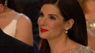 getlinkyoutube.com-Sandra Bullock Wins Best Actress: 2010 Oscars