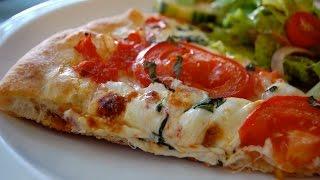 getlinkyoutube.com-أفضل طريقة لعمل البيتزا الإيطالية مارجريتا