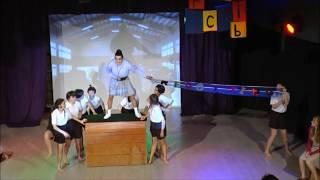 THE SMELL OF REBELLION (MATILDA) - Limassol Theatre Arts School (LTAS)