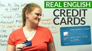 getlinkyoutube.com-Learn Real English - How to pay with DEBIT or CREDIT CARDS