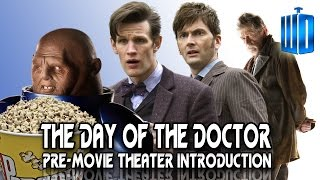 getlinkyoutube.com-The Day of the Doctor - Hilarious Pre-Movie Theater Introduction