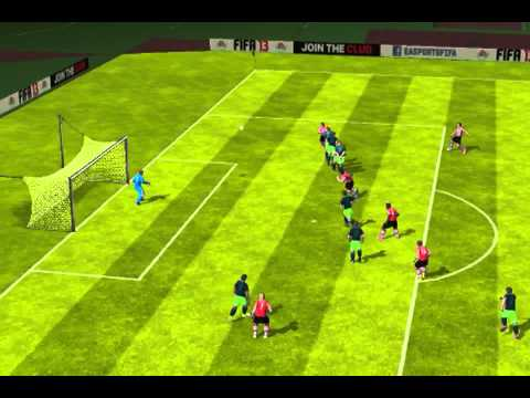 FIFA 13 iPhone/iPad - PSV vs. Ajax