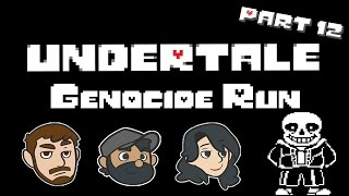 Undertale (Genocide Run) Part 12 - Having a Bad Time