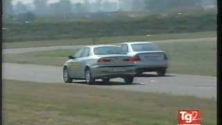 getlinkyoutube.com-Comparativa Alfa Romeo 156 2.4Jtd vs Audi A4 2.5TDI b5