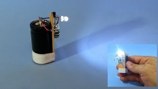 getlinkyoutube.com-Super Fast Charging Flashlight with Supercapacitor