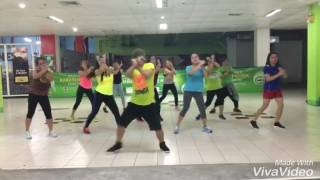 Dahil Sa'yo by Inigo Pascual (ZIN Rap's Dance Fitness Choreography)